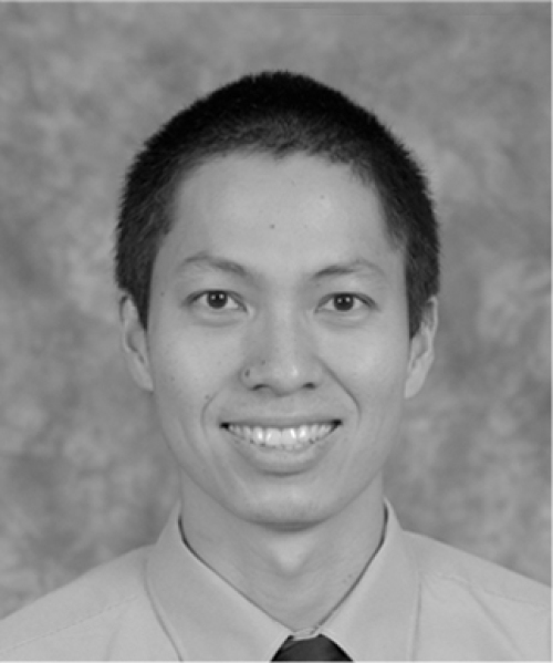 Ph.D. Experimental Psychology Michael Chen
